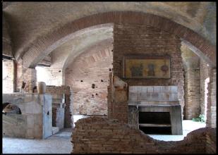Roman Server Room